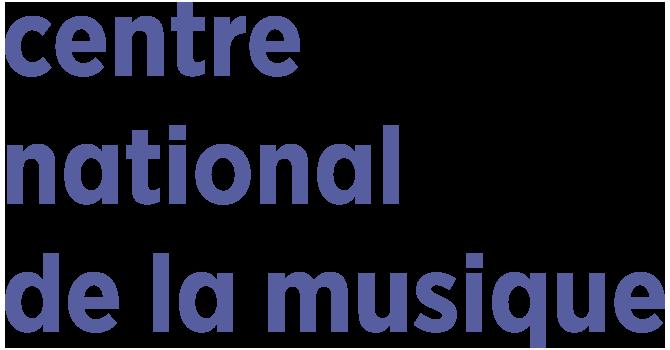 Logo - CNM - Centre National de la Musique
