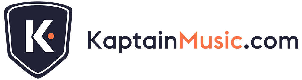 Logo Kaptain Music