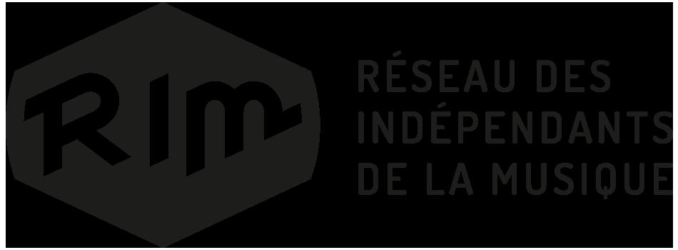Logo - RIM - Réseau des Indépendants de la Musique