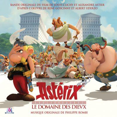 Asterix Le Domaine des Dieux - Philippe Rombi - BOriginal