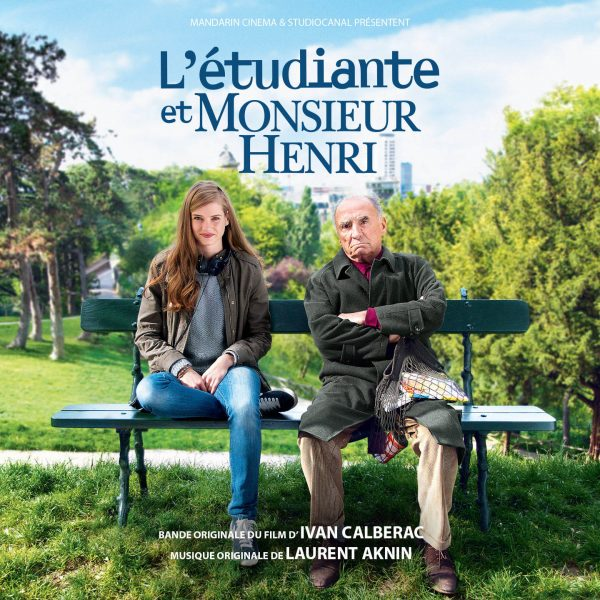 L'étudiante et monsieur henri - Laurent Aknin - BOriginal