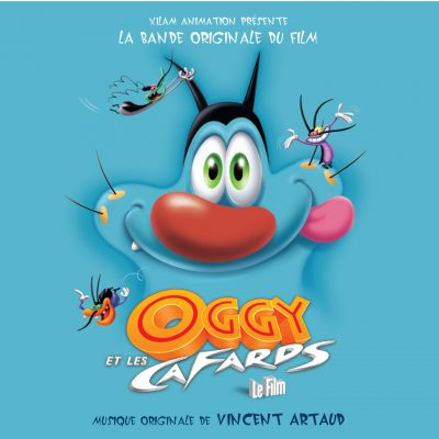 Oggy et les cafards - Vincent Artaud - BOriginal